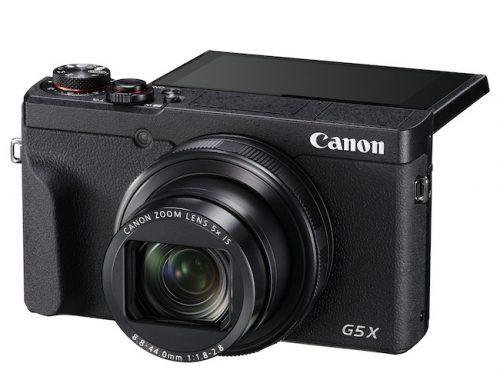 H Canon ενισχύει την εμβληματική σειρά PowerShot G