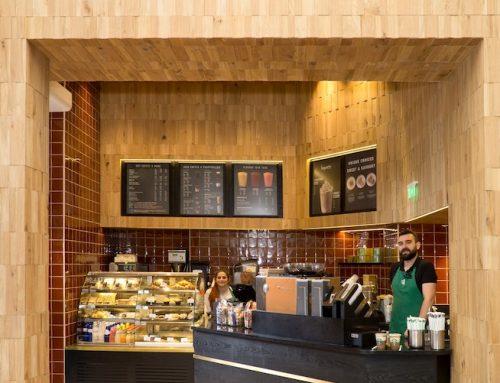 To Public Συντάγματος υποδέχεται ένα νέο κατάστημα Starbucks