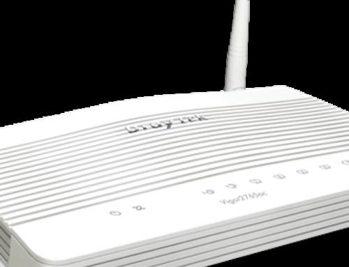 DrayTek Vigor2765 series: Νέα σειρά VDSL2 modem/router με υποστήριξη 35b Super Vectoring!