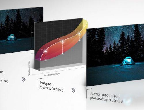 Ευρεία γωνία θέασης και χρώματα που παραμένουν ακριβή από τη νέα σειρά τηλεοράσεων LG NanoCell