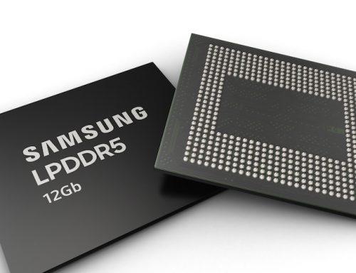 H Samsung ξεκινά την παραγωγή της πρώτης 12Gb LPDDR5 Mobile DRAM για Premium Smartphones
