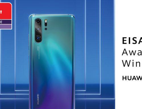 Η Huawei κατέκτησε το βραβείο «Best Smartphone of the Year» της EISA με το P30 Pro