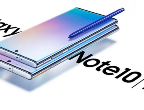Τα νέα Galaxy Note 10 & 10+ έρχονται στη Wind