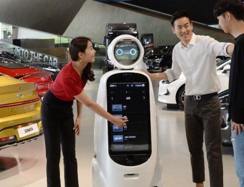 Η LG και η Hyundai συνεργάζονται για να φέρουν τα ρομπότ στα αυτοκίνητα