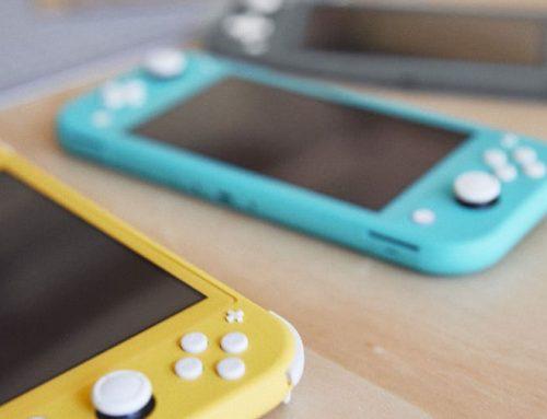 Έρχεται το νέο Nintendo Switch Lite