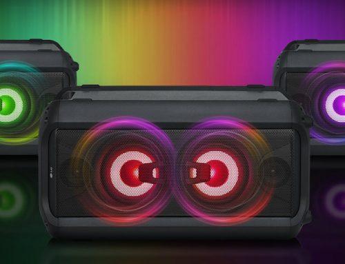 Μοναδική μουσική εμπειρία με το νέο ηχείο LG XBOOM που ανεβάζει τη διάθεση στα ύψη