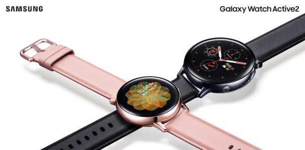 b610b12e245 Galaxy Watch Active2: Σχεδιασμένο για ευεξία & αναβαθμισμένη ...