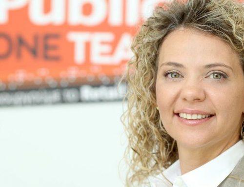Η Κατερίνα Μαντζώρου νέα διευθύντρια ανθρώπινου δυναμικού στην εταιρία Public