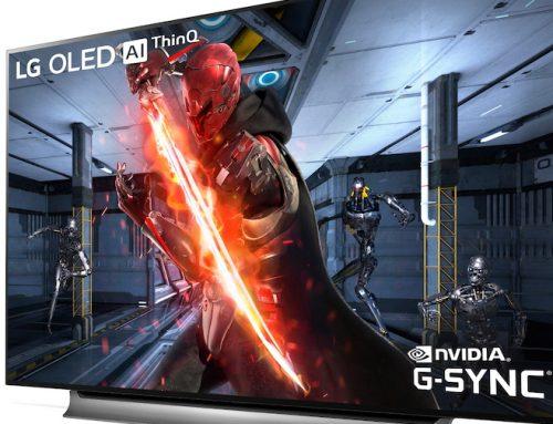 LG: OLED τηλεοράσεις που υποστηρίζουν την τεχνολογία NVIDIA G-SYNC για gaming εμπειρία