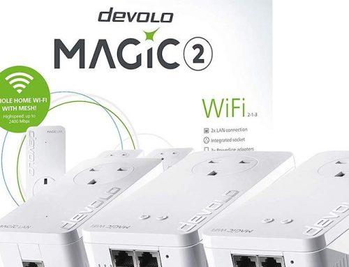 Με τα devolo Magic, ζήσε το αύριο τώρα, με τις καλύτερες ταχύτητες για cloud gaming