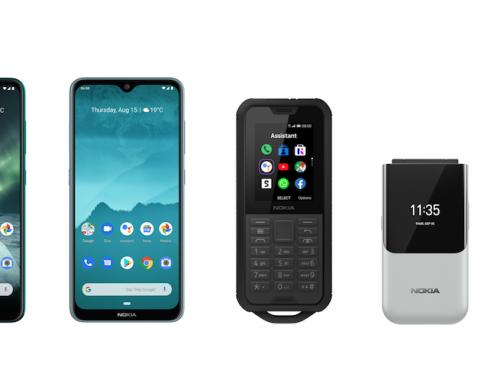 Τα νέα τηλέφωνα της Nokia προσφέρουν εμπειρίες υψηλού επιπέδου σε όλη τη γκάμα