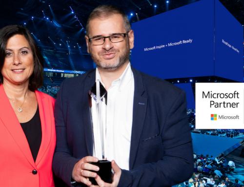 Η Office Line στην κορυφή κατακτώντας το «Microsoft Country Partner of the Year 2019»