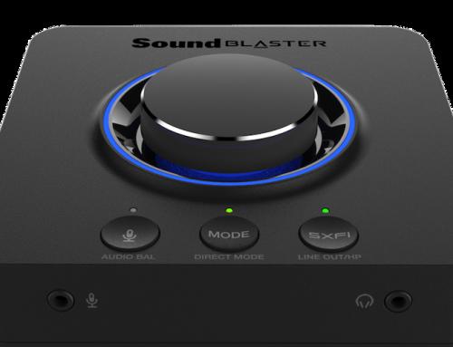 Sound Blaster X3: Η πρώτη Sound Blaster με Super X-Fi είναι εδώ