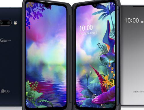 Το LG G8X ThinQ και η νέα LG Dual Screen ενισχύουν την εμπειρία του χρήστη και το multitasking με το κινητό τηλέφωνο