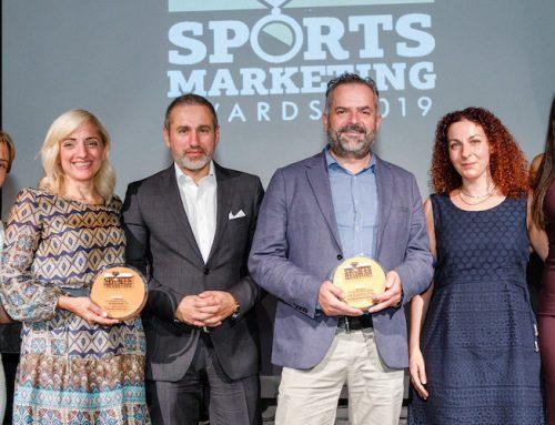 Τριπλή βράβευση για την LG στα φετινά Sports Marketing Awards