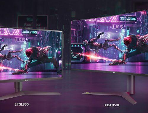 LG:  Διευρυμένη σειρά UltraGear IPS gaming monitors με 1 ms χρόνο απόκρισης στην IFA 2019