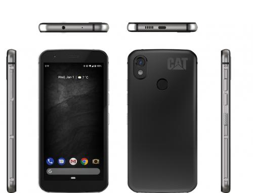 Η Cat Phones λανσάρει το Cat S52