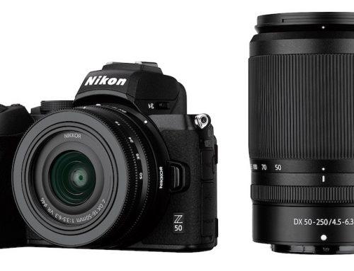 Το νέο σύστημα Nikon Mirrorless DX και ο εμβληματικός φακός NIKKOR Z 58mm f/0.95 S Noct