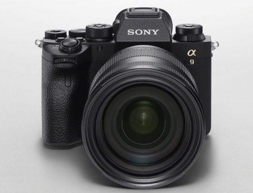Η Sony παρουσιάζει την Alpha 9 II