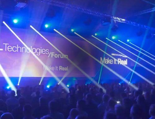 Με μεγάλη επιτυχία πραγματοποιήθηκε η ετήσια εκδήλωση Dell Technologies Forum στην Αθήνα