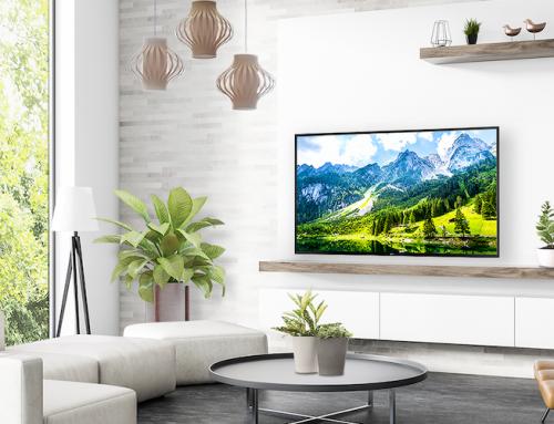 Η νέα ultra-slim ξενοδοχειακή τηλεόραση ανεβάζει τον πήχη στην τεχνολογία αιχμής