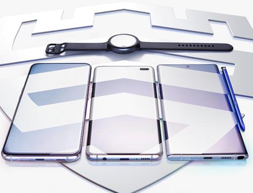 Η ασπίδα προστασίας δεδομένων Samsung Knox προσφέρει ασφάλεια πολλαπλών επιπέδων