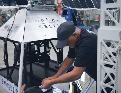 Η Samsung ωθεί τα όρια της καινοτομίας, ταξιδεύοντας τους καταναλωτές στο διάστημα