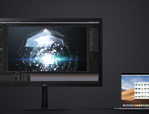 Το νέο UltraFine 4K monitor της LG αποτελεί τον τέλειο σύντροφο για Mac