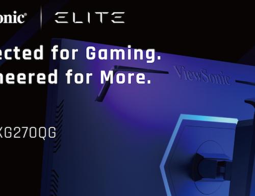 Η ViewSonic παρουσιάζει τις νέες gaming οθόνες ViewSonic ELITE με G-SYNC IPS Nano Colour