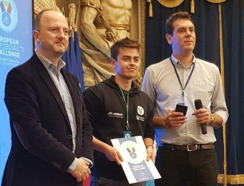 Μια ακόμη επιτυχημένη διοργάνωση του European Cyber Security Challenge 2019 ολοκληρώθηκε στη Ρουμανία