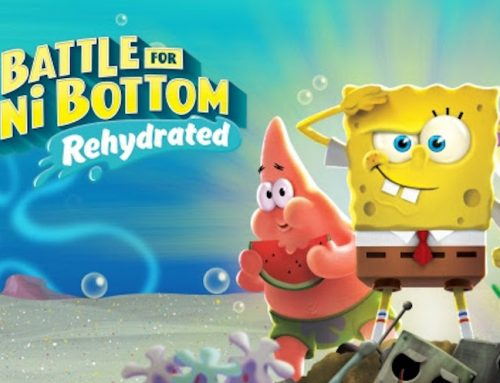 Δύο ειδικές εκδόσεις για το SpongeBob SquarePants: Battle for Bikini Bottom – Rehydrated