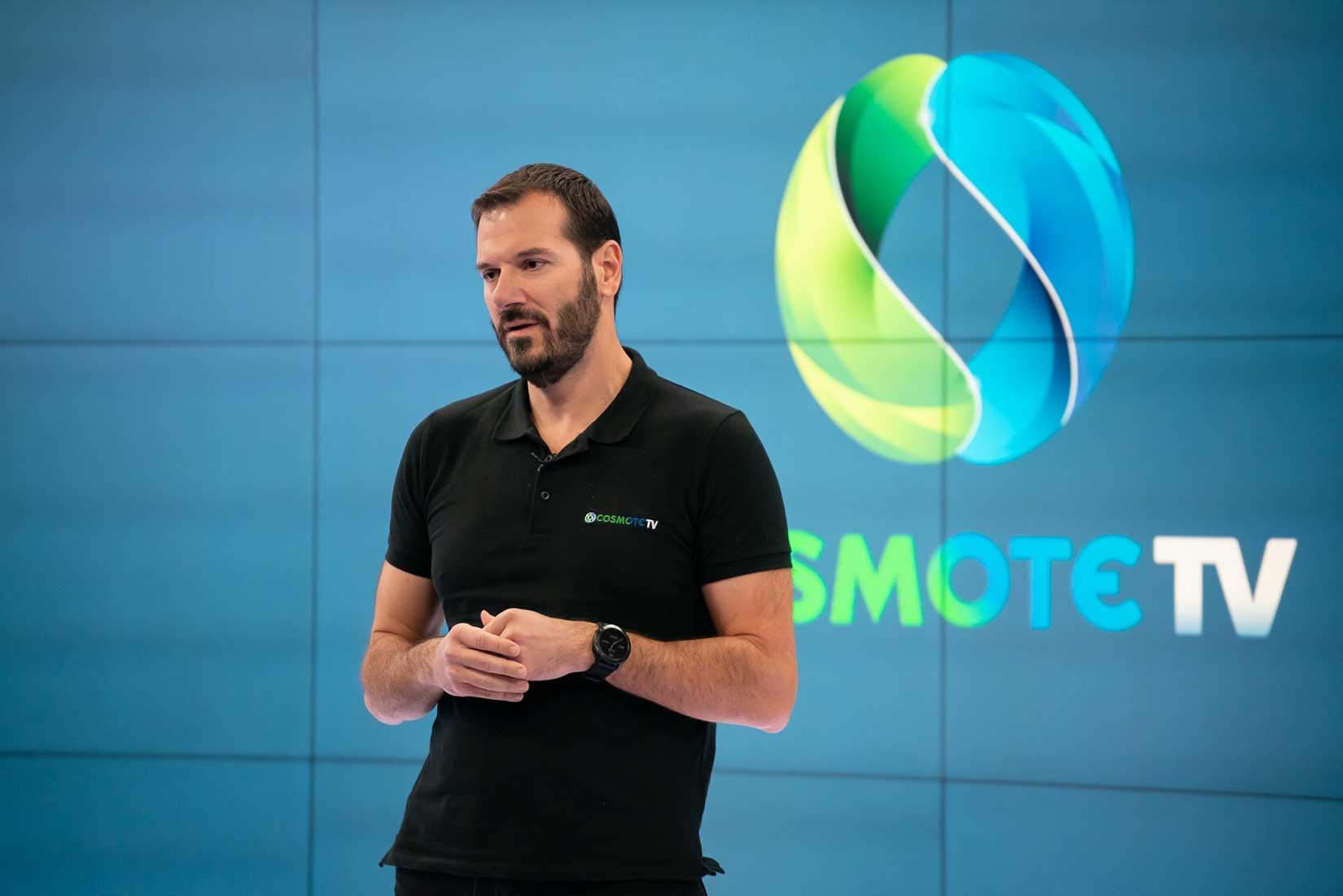 COSMOTE TV: Νέα εποχή με Android αποκωδικοποιητή και Over