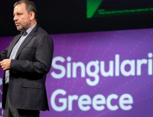 Η Vodafone παρουσίασε το όραμά της στο SingularityU Summit Greece