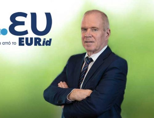 Συνέντευξη του CEO της EURid, Marc Van Wesemael