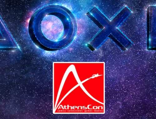 To PlayStation σάς περιμένει στο AthensCon 2019