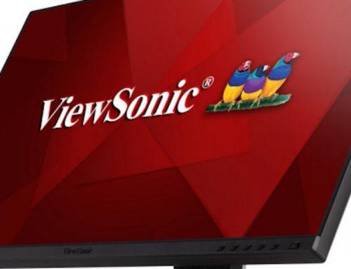 Η ViewSonic λανσάρει νέες οθόνες, για προηγμένη εργονομία και παραγωγικότητα