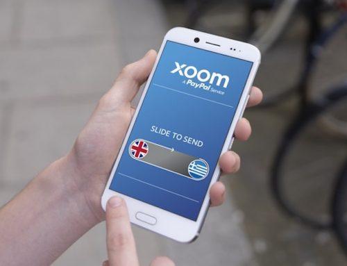 Η PayPal ανακοινώνει και στην Ελλάδα  το πλήρες λανσάρισμα του Xoom