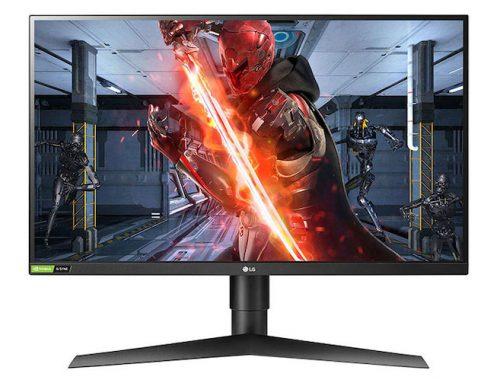 Το πιο πρόσφατο LG UltraGear monitor με Nano IPS και G-SYNC ξεπερνά κάθε gaming προσδοκία