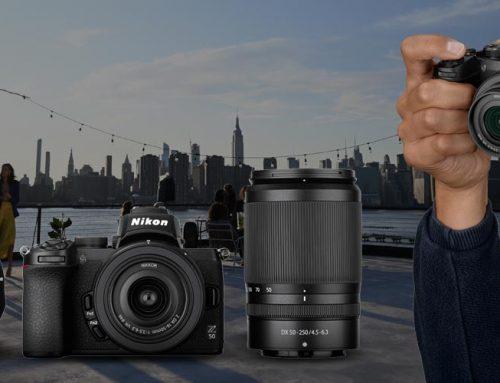 Nikon Z50: Μια… ταξιδιάρα mirrorless με DX φορμά