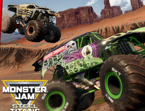 Και στο Nintendo Switch το Monster Jam Steel Titans