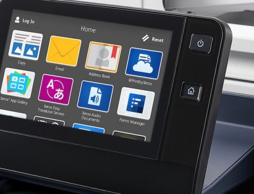 Xerox: Ο εκτυπωτής που στέλνει εύκολα e-mail