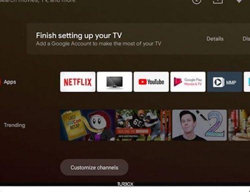 55άρα 4K Android TV σε τιμή έκπληξη!