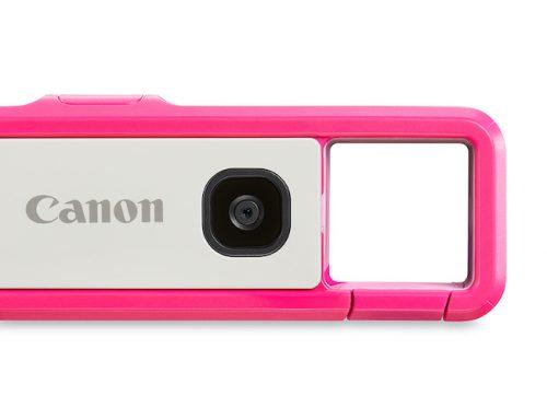 Βρείτε αποκλειστικά στο Public τη νέα κάμερα δράσης Canon IVY REC