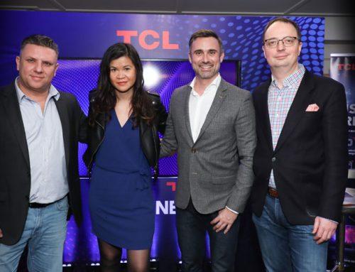 Λαμπερή πρεμιέρα για το νέο TCL PLEX!