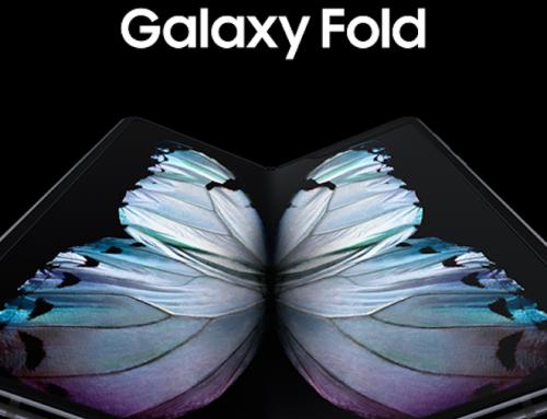 Το αναδιπλούμενο Smartphone Samsung Galaxy Fold σε Cοsmote και Γερμανό