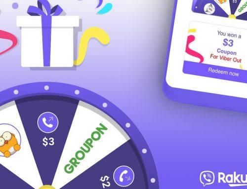 Η Rakuten Viber γιορτάζει τα 9 χρόνια της εφαρμογής και δίνει δώρα σε όλους