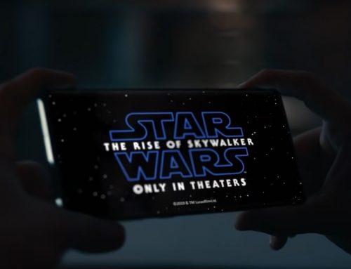 Αυτά τα Χριστούγεννα, η Samsung ενώνει τις  δυνάμεις της με το Star Wars