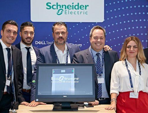 Η Schneider Electric αναδεικνύει το ολοκληρωμένο portfolio IT λύσεων στο Dell Technologies Forum 2019