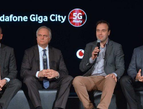 Τα Τρίκαλα γίνονται… Vodafone Giga City 5G