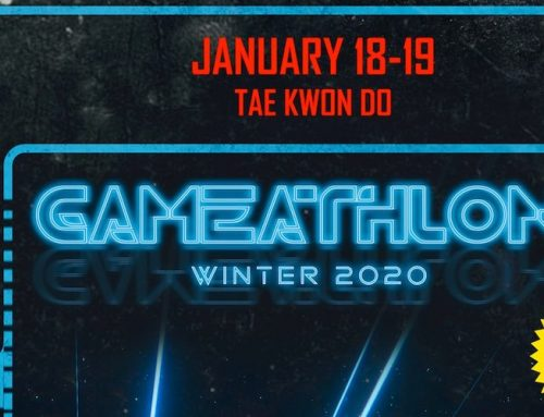 Gameathlon Winter 2020